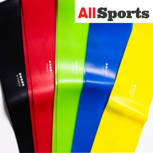 ALLSPORTS-WOMANLY GB-411 GLUTE BANDS
