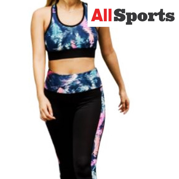 ALLSPORTS-WOMANLY PDFLS-719 DRY FIT ATHLEISURE WEAR (COTTON CANDY)