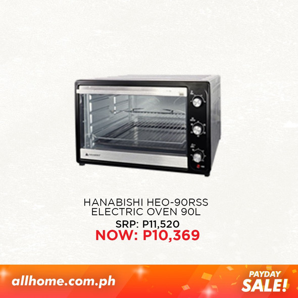 Hanabishi Electric Oven 90L HEO-90RSS