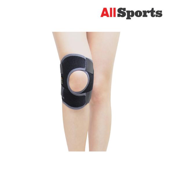 ALLSPORTS-BODY VINE SP-15100 Silprene Knee Stabilizer