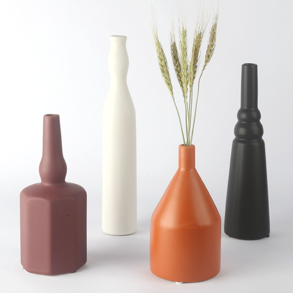 Modern Minimalist Design Ceramic Vase