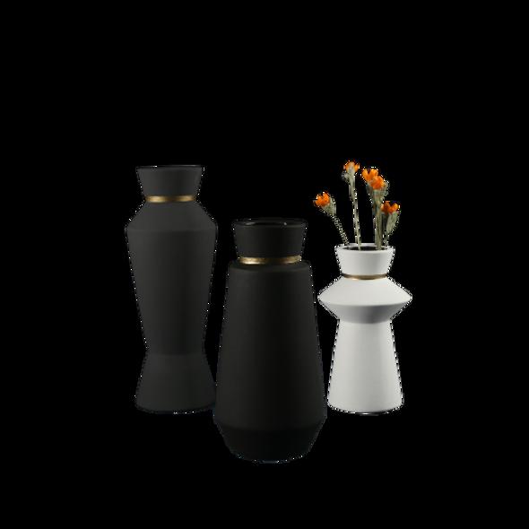 Ceramic Vase Minimalist Modern Design