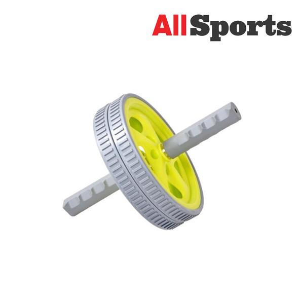 ALLSPORTS-MDBUDDY EXERCISE WHEEL PLASTIC HANDGRIP MD1402