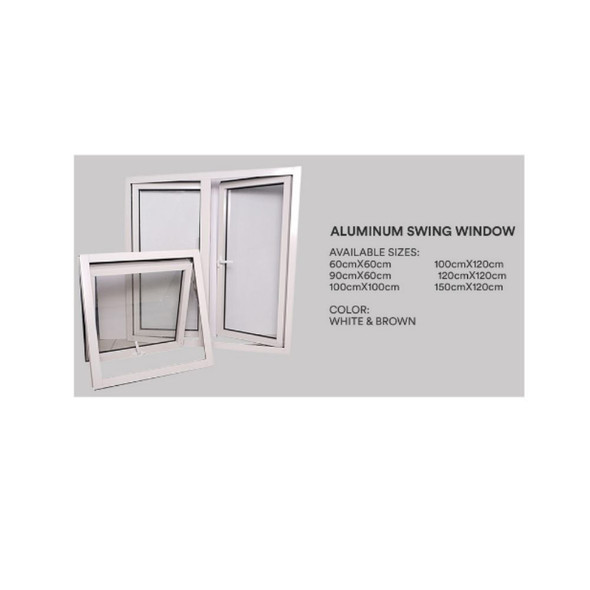 FINESTRA Aluminum Swing Window