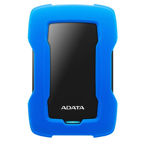 ADATA AHD330-1TU31 External Hard Drive 1TB Blue
