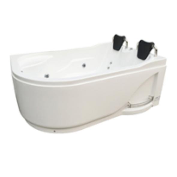 BRAUHN MAX Q315L TWIN WHIRLPOOL BATH TUB
