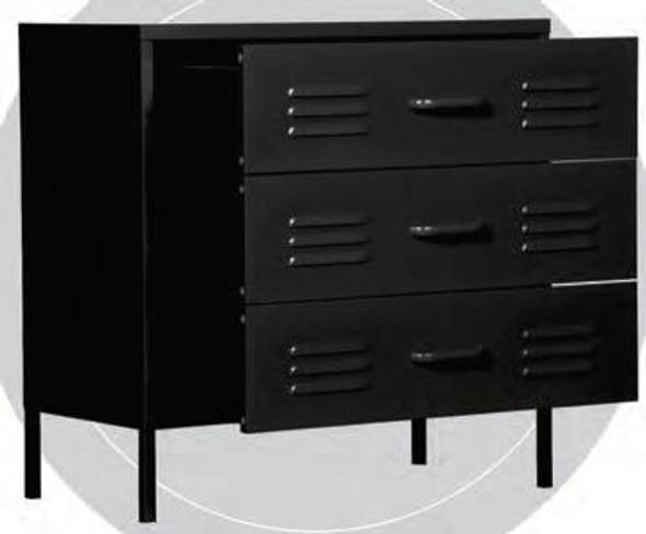 Neo IV  3 Drawer Steel Cabinet  WLS-H2