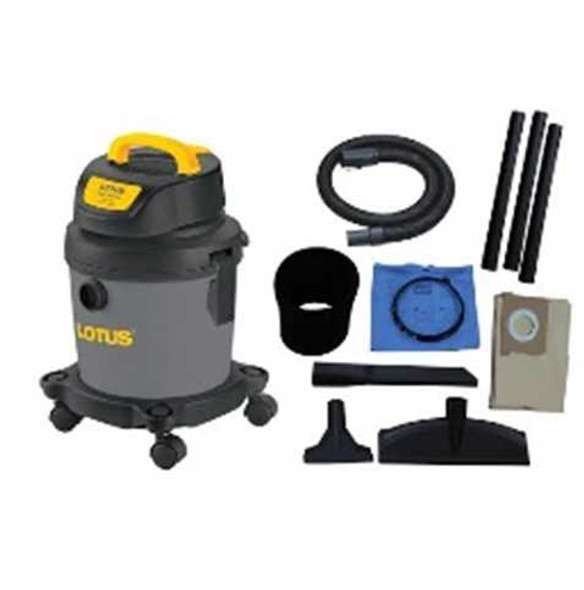 LOTUS VACUUM WET & DRY LT1828P-3GALLON