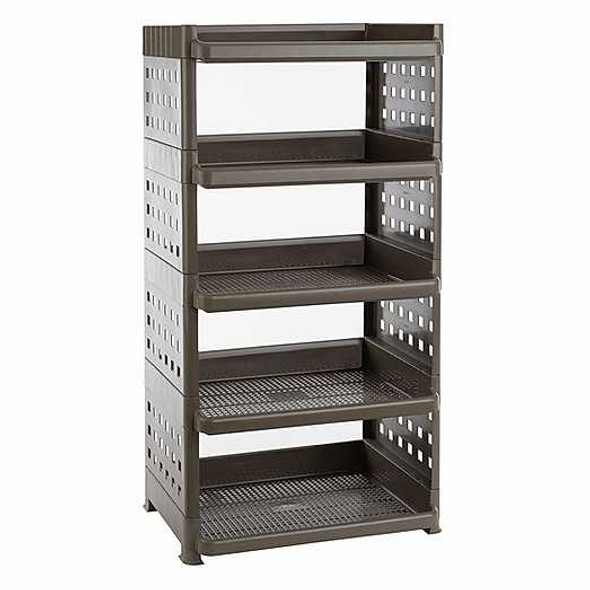 MEGABOX 5LAYER WIDE UTILITY RACK