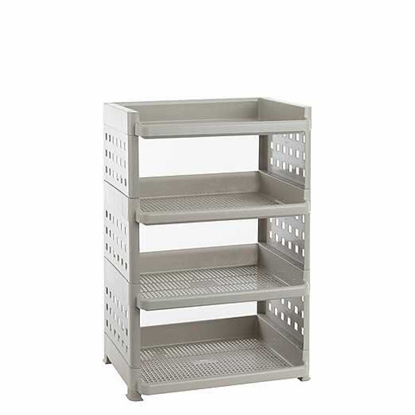 MEGABOX 4LAYER WIDE UTILITY RACK