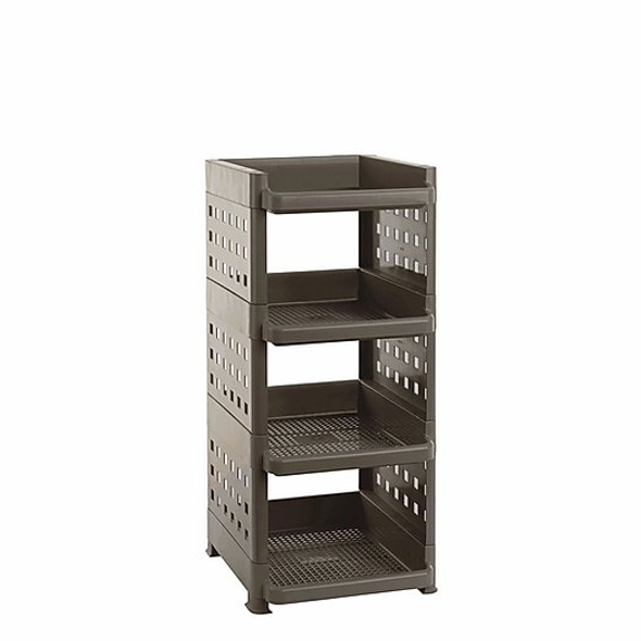 MEGABOX 4LAYER SLIM UTILITY RACK
