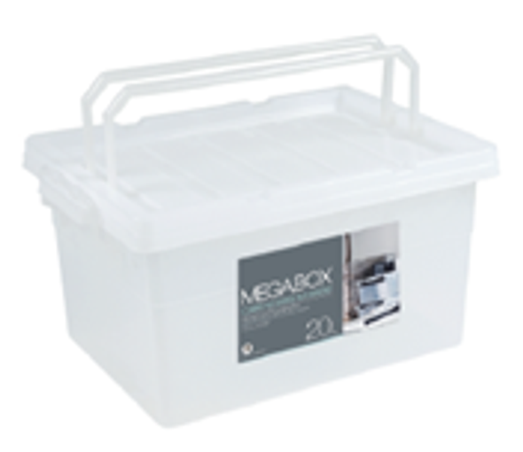 MEGABOX 20L WITH HANDLE