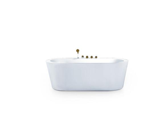TEUER ZIEGLER BT9648 FREE STANDING BATHTUB