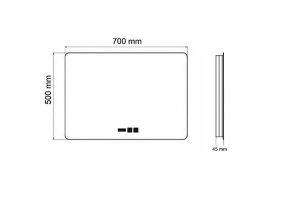 TEUER AURICK LM-F001 5MM HD SLM