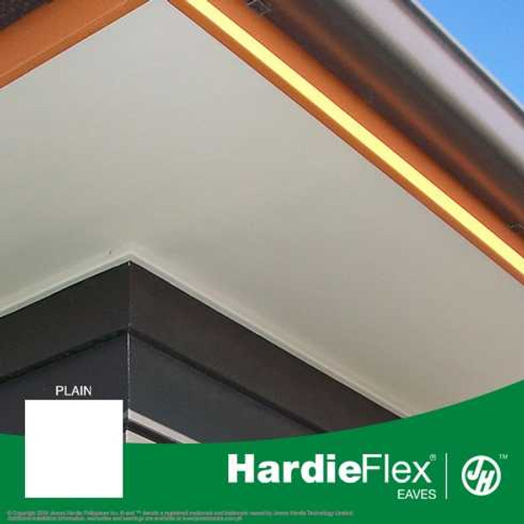 Hardieflex Eaves Plain 1200X600X4.5MM
