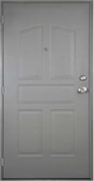 Unidoor Steel Door with Jamb Set - Essensa 101