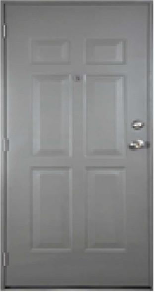 Unidoor Steel Door with Jamb Set - Essensa 102