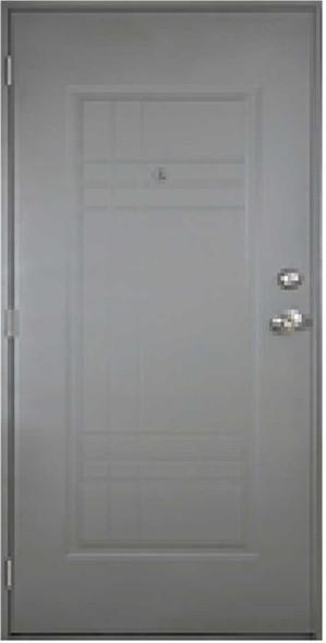 Unidoor Steel Door with Jamb Set - Essensa 103