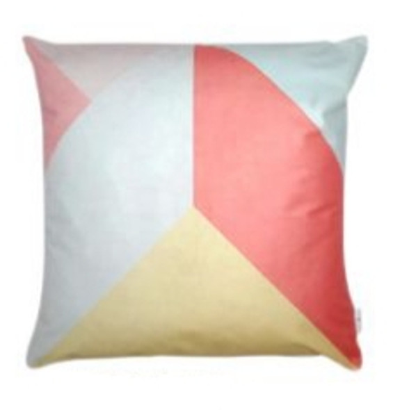 """Style & Collection  17""""x17"""" Arrow Up Suede Throw Pillow Case"""