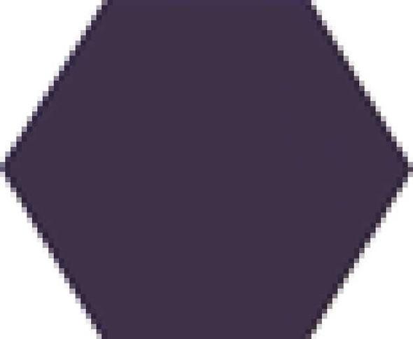 LUSTRO CMT 115X200X230 A006 HEX BLUEBERRY