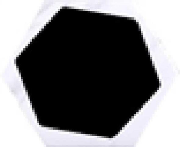 LUSTRO CMT 115X200X230 A052 HEX DEC JET BLACK