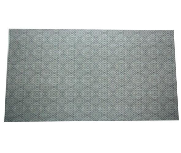Black Diamond Design PVC Placemat