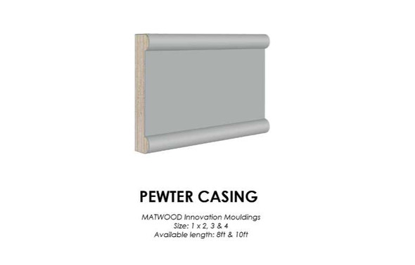 Matwood Casing 1x3 Inches