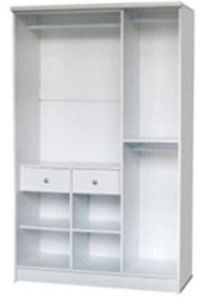 Milano III 3 doors Wardrobe Cabinet