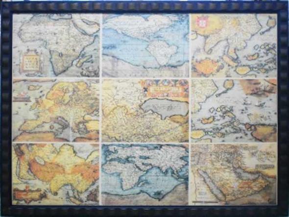 Canvass with Frame 22x28 PR-CVS-T54177-3648-G