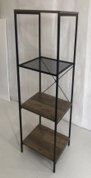 K Hagen III Divider Metal Shelf