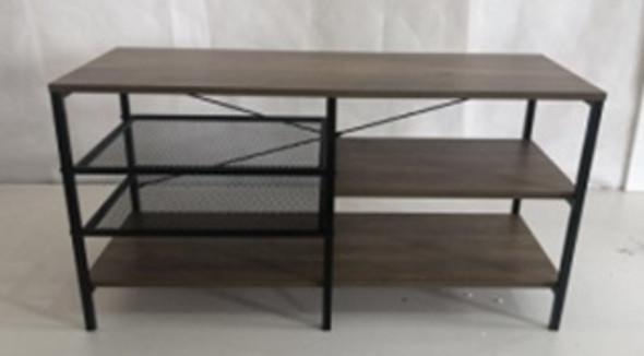 K Hagen IV Divider Metal Shelf