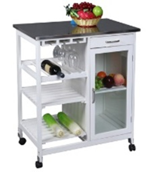 K Hurley Kitchen Trolley