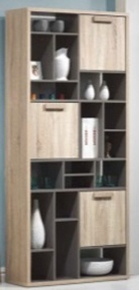 K Elsen Divider Sonoma Oak & Basatte