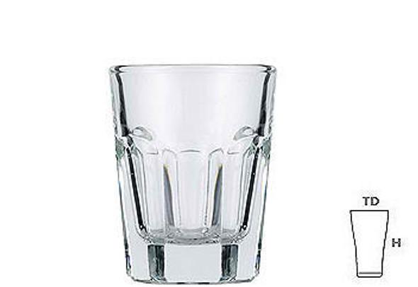 LG-440801 40ML Euro Shot Glass