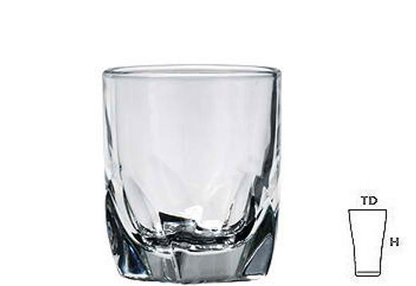 LG-440902 45ML Groove Shot Glass