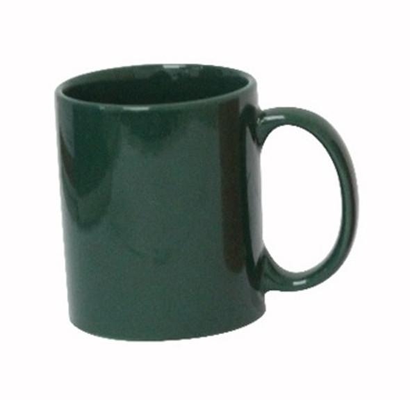 CM-Green 12oz Ceramic Mug