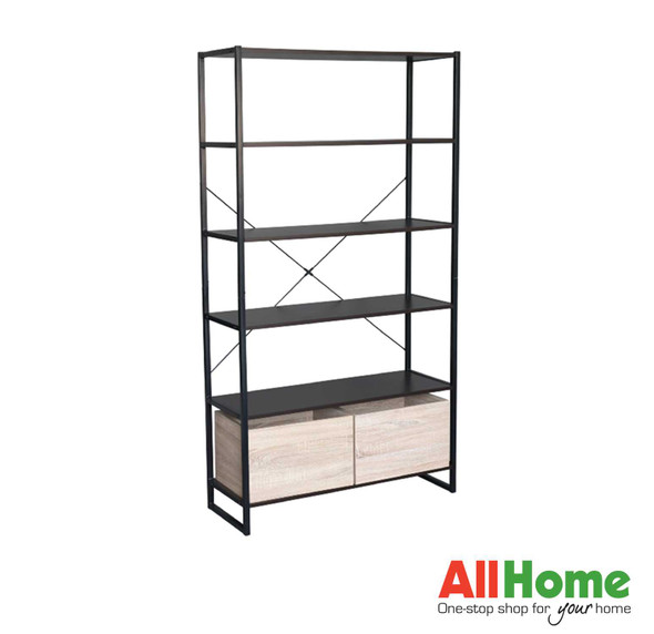K Hilton II Divider 5 Tier Shelf