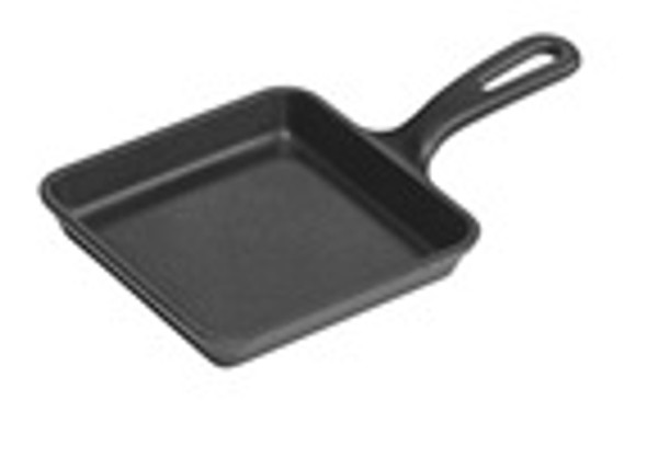 Lodge 5.5 Inch Square Cast Iron Skillet