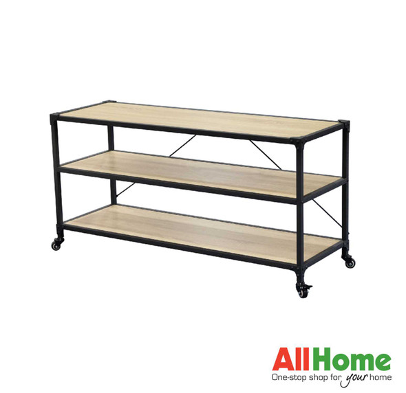 K Hilton III Divider 3 Tier Shelf