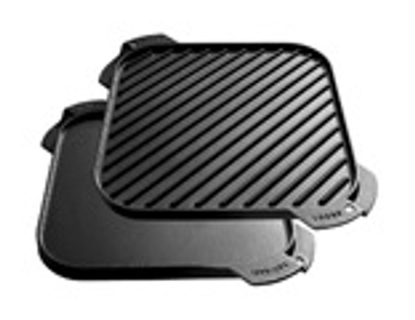 10.5 Inch Cast Iron Reversible Grill/Griddle