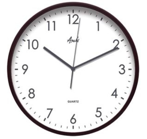 W7007 300mm Wall Clock