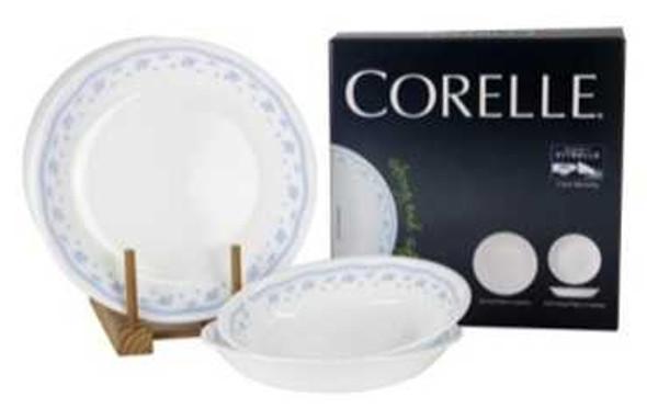 Corelle 6DS-MB-PH 6pc. Dinnerware set - Morning Blue