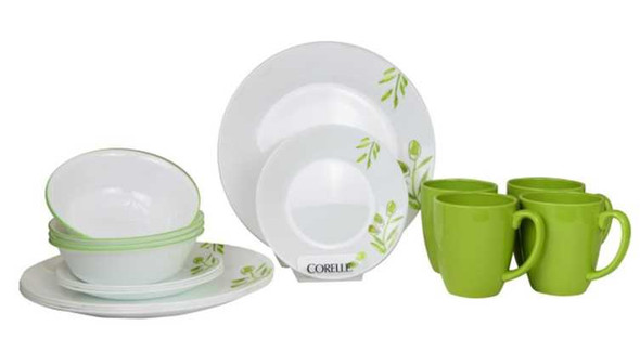 Corelle 16-OG-PH 16pc. Dinnerware set -Olive Garden