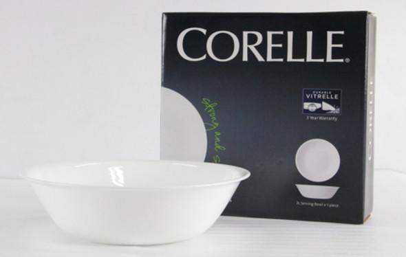 Corelle 464-N-1/PH 1pc 2L Serving Bowl