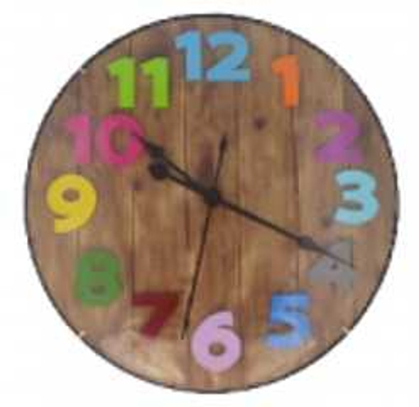 Z16W-487-P 31cm Wall Clock