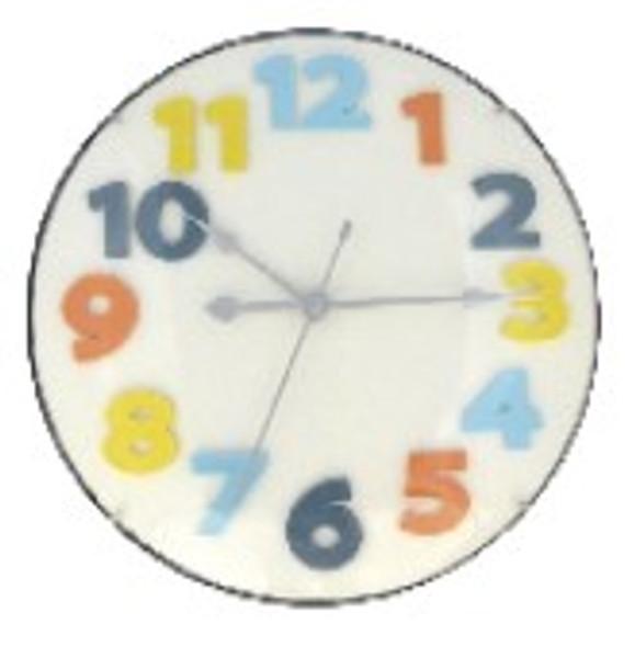 Z17W-188-P 31cm Wall Clock