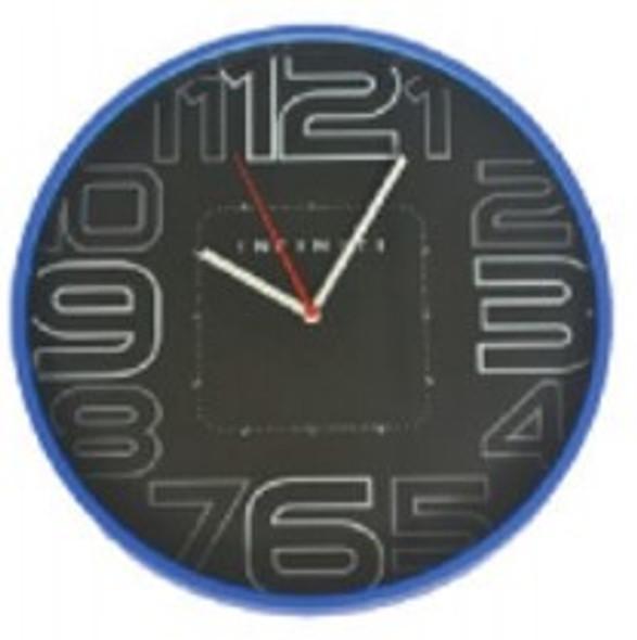 AX2410 S 31cm Wall Clock