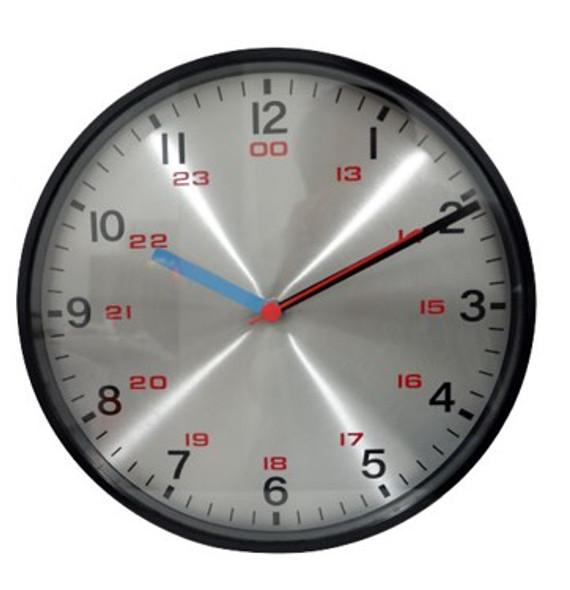 IG2412-BK 31cm Wall Clock