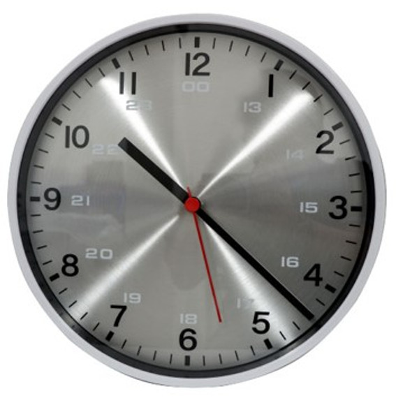 IG2412-WHT 31cm Wall Clock