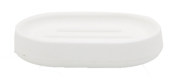 SOAP DISH (WHITE)